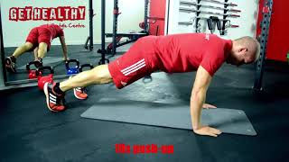 Get healthy tv workout 11 -