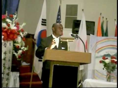 ACLC Pastor's Tribute to Father Moon, the empower-er.