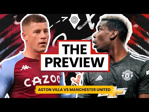 A Win Guarantees 2nd Place...  | Aston Villa v Manchester United | Preview
