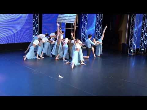 When Your Feet Don't Touch the Ground - Yoko's Dance & Performing Arts Academy