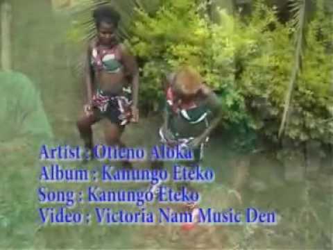 Kanungo Eteko  -Otieno Aloka (luo song)