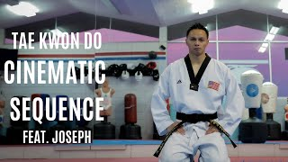 Martial Arts Tae Kwon Do | Cinematic Sequence | Solidarity feat Joseph