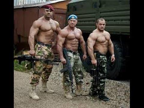 Русские десантники из