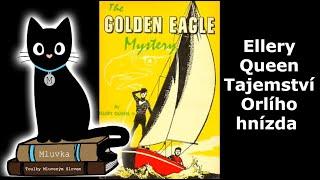 Ellery Queen - Tajemství Orlího hnízda (Mluvené slovo CZ)
