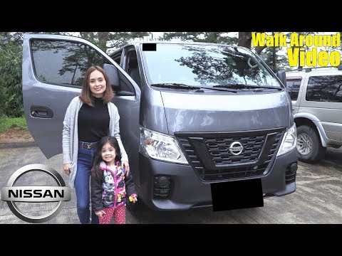 2020 Nissan NV350 Urvan Walk Around Video. The Perfect Family VAN. Hulyan And Maya