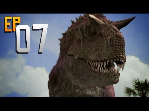 Disney's Dinosaur | PS2 | Ep.07 - Carnotaurus!