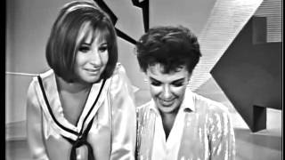 JUDY GARLAND AND BARBRA STREISAND Happy Days Are Here Again