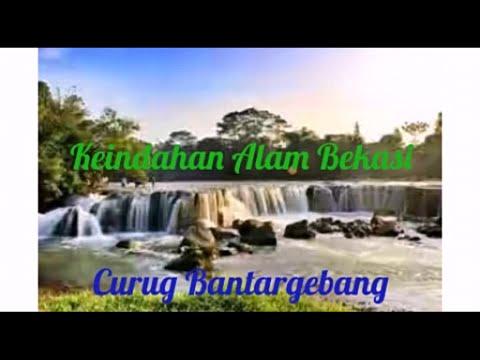 curug parigi Bantargebang Menyerupai Air Terjun Niagara (waterfall in the bekasi city)