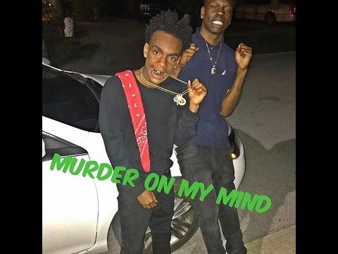 Murder On My MInd (Melly)