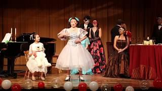 "New Year Operetta ""Ball Masquerade"""