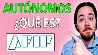 Скачать QUE ES AUTONOMOS EN ARGENTINA AFIP