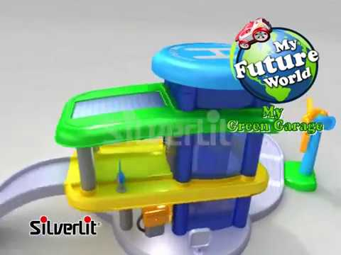Silverlit Educational Toys: My Future World