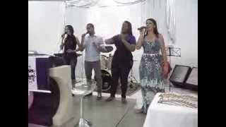 Grupo Dádiva cantando Aleluia de Handel