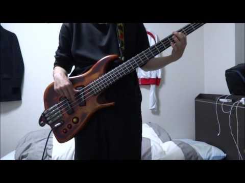 椎名林檎とトータス松本 - 目抜き通り 【Bass Cover】
