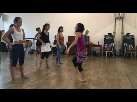 Snakiri Ba Farè - Corso di danza con Monica Zazza