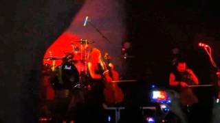 Apocalyptica – Bittersweet (live in Moscow 2015)