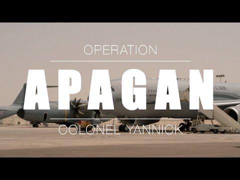 Opération APAGAN -  Commandant de la BA 104 d'Al Dhafra (épisode 8)