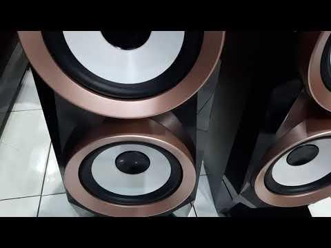 POLYTRON Speaker PAS 8B28 YANG Paling Terbaru Dengan Tampilan Yang Sangat Mewah Elegan Mantull ..