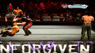Smackdown vs RAW 2009 | Unforgiven 2009 Part 1