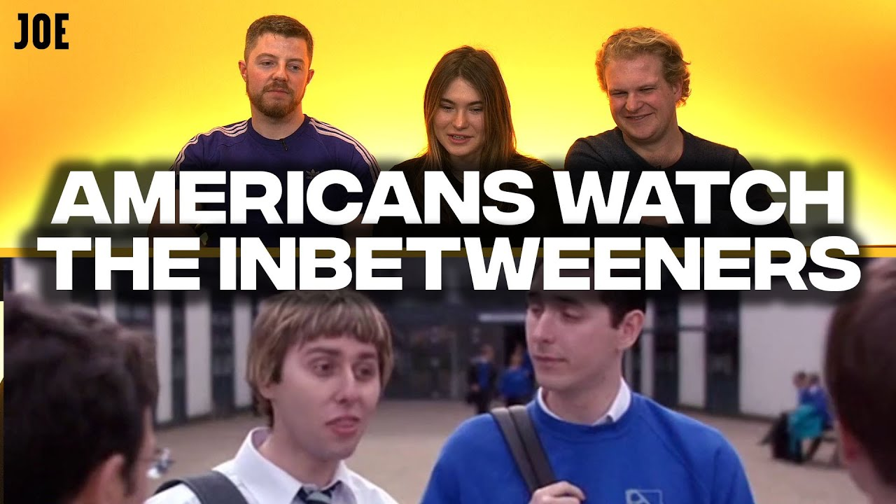 Download Americans watch The Inbetweeners to learn about British schools