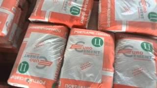 видео Где купить цемент