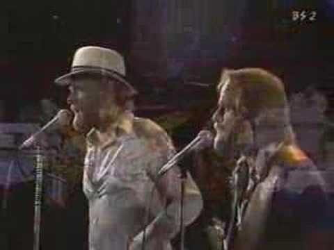 Beach Boys - Good Vibrations (1979 The Midnight Special)