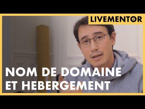 Comment Trouver Son Nom De Domaine Et Son Hebergement ? Facilement ? 💻 | LiveMentor