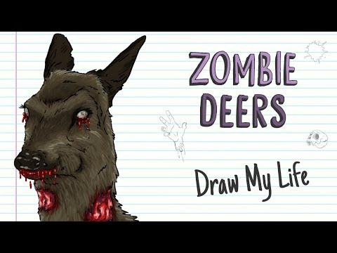 ZOMBIE DEERS | Draw My Life
