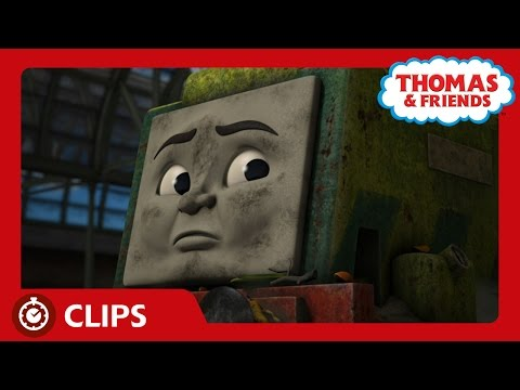 Dirty Scruff | Thomas & Friends UK