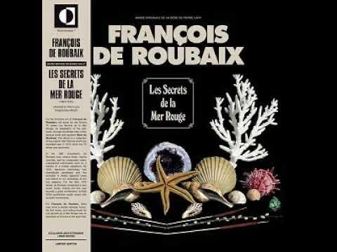 """François de Roubaix """"Mafia au Moyen Orient"""" 1968/2021 Transversales Disques"""