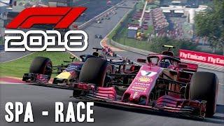 F1 2018 Online w/ Beef & Cone [24] Spa Race