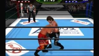 King of Colosseum II - Hiroyoshi Tenzan vs Shinsuke Nakamura
