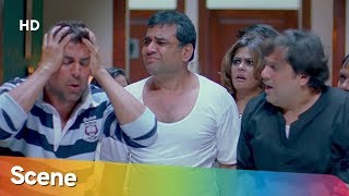 Akshay Kumar & Govinda Funny Fight Scene from Bhagam Bhag Paresh Rawal - Popular Comedy Movie
