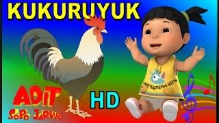 Download Mp3 Adit Sopo Jarwo ✰ Lagu Kukuruyuk  ✰ Lagu Anak Indonesia Populer Sepanjang Masa