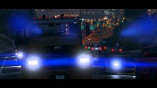 GTA V Remastered 2014 Trailer   PC, PS4, Xbox One 720p