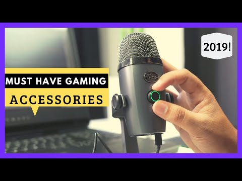 5 Best Gaming Accessories You Must Have In 2019