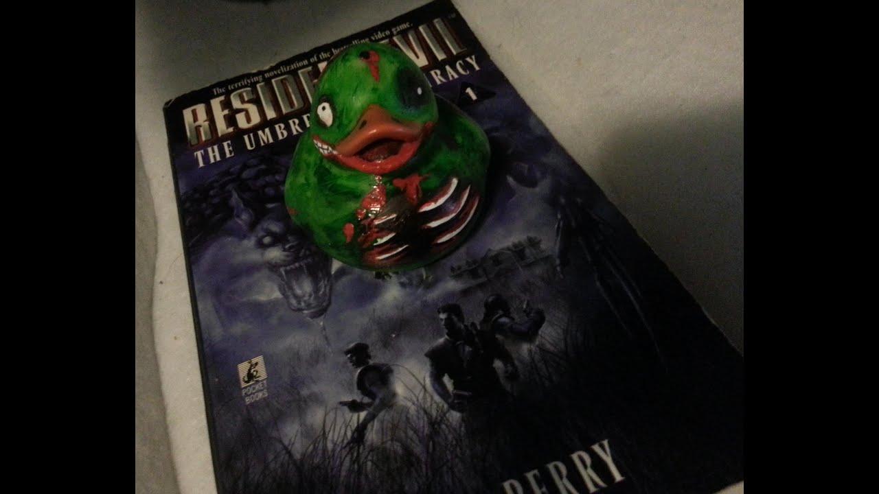 Resident Evil Book Series