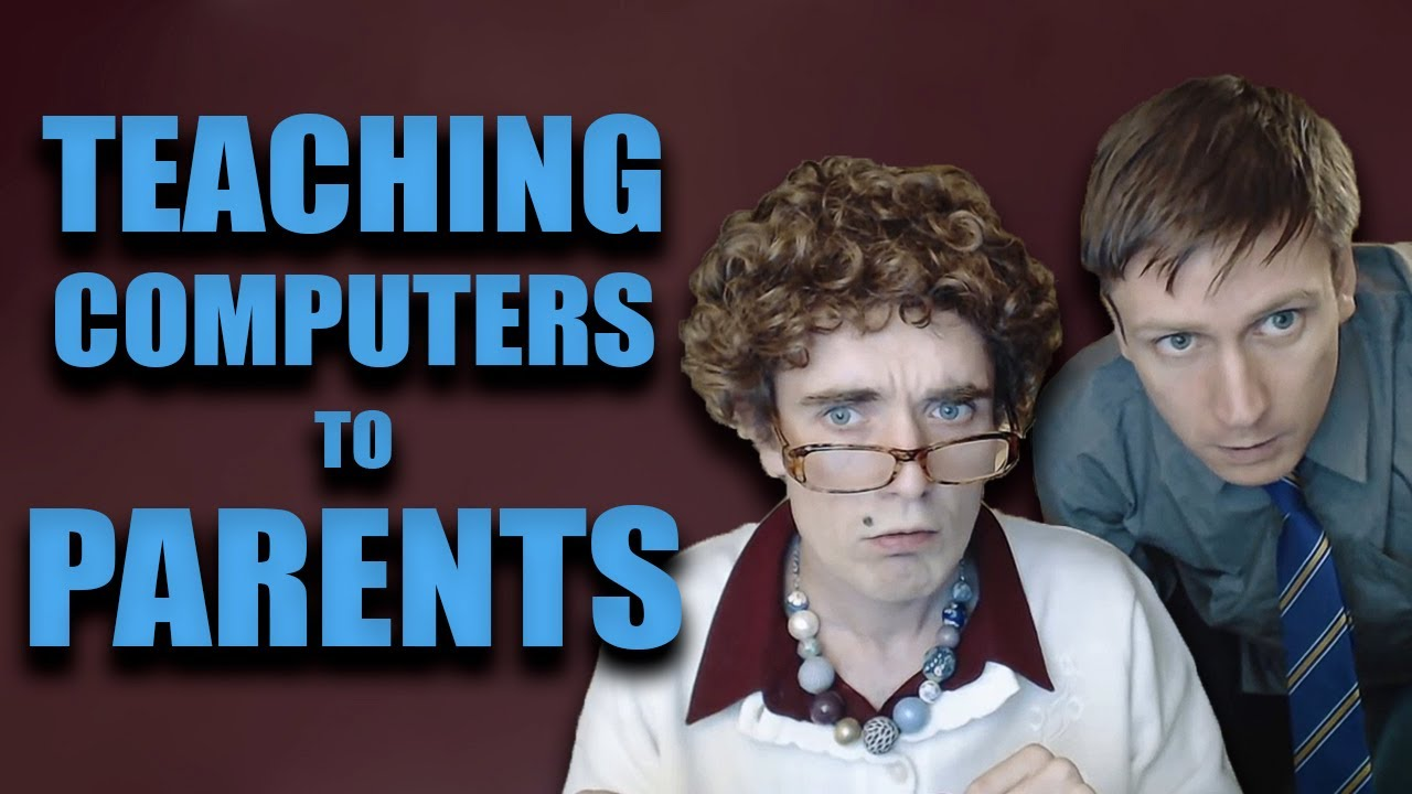Download Teaching Computers to Parents -  Foil Arms and Hog