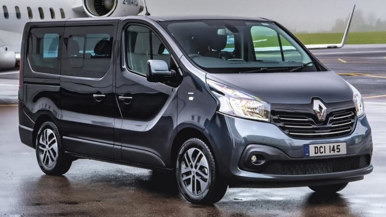 2020 Renault Trafic Space Class Introduce - YouTube