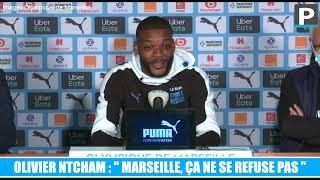 "OM - Olivier Ntcham : ""Marseille, ça ne se refuse pas"""