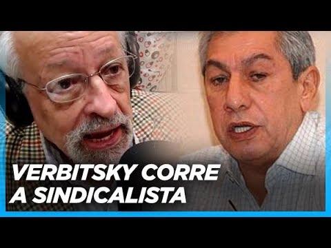 Verbitsky y Lantos arrinconan a Rodolfo Daer por cobrar dinero de Macri para que la CGT no haga paro