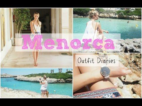 Menorca 2015  |  Outfit Diaries   |   Fashion Mumblr