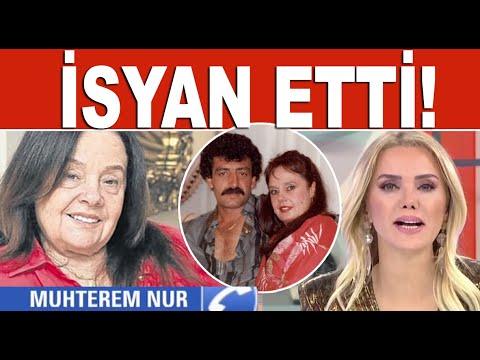 Muhterem Nur'dan 'Müslüm' filmi yapımcısı ve Engelsiz Yaşam Vakfı'na suç duyurusu