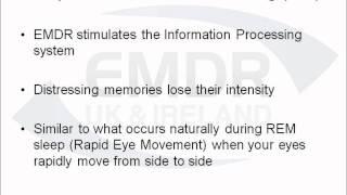 About EMDR part 2