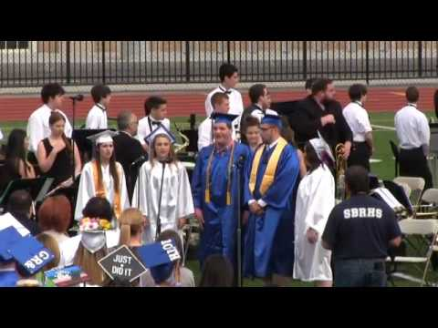 Somerset Berkley Regional High School Class of 2015 Graduation