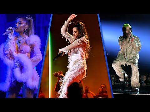 Ariana Grande, Billie Eilish And Rosalía's MUST-SEE Performances | GRAMMYs 2020