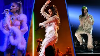 Ariana Grande, Billie Eilish and Rosalía's MUST-SEE Performances | GRAMMYs 2020