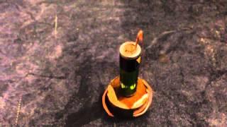 comment fabriquer un moteur électrique en 60 secondes