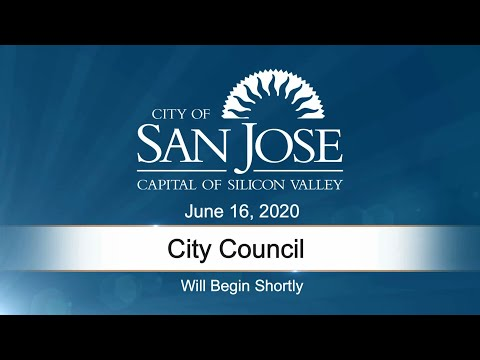 JUN 16, 2020 | City Council