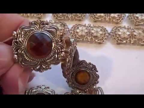 Vintage Jewelry Making Pieces-Auction Find #428